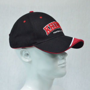 Custom Running Hat Cotton Embroidered Baseball Cap Racing Caps pictures & photos