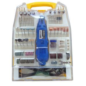 Variable Speed Dremel DIY Tool 234PC Die Grinder Kit pictures & photos
