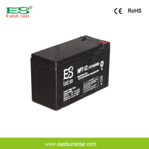 PC UPS Battery 12V 7ah Valve Regulated Lead Acid Battery