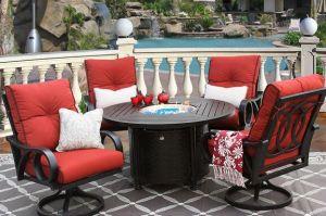 Outdoor Patio Causal Aluminum Furniture pictures & photos