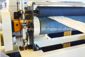 Mattress Fabric Edge Overlocking Machine pictures & photos