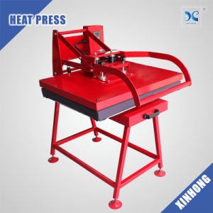 Semi-Automatic Large Format Heat Transfer Press Machine pictures & photos