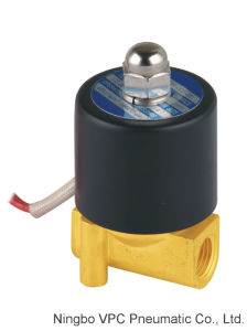 "Air Ride Suspension 1/4""NPT Brass Valve Electric Solenoid Valve for Train Horn Fast pictures & photos"