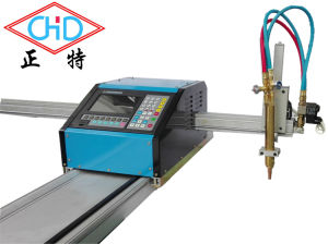 Economic Plasma Cutting Machine CNC Cutting Machine Manufacturer pictures & photos