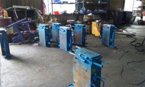 2 Colour PVC Rain Boots Making Machine Prices pictures & photos