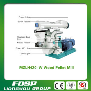 Mzlh Biomass Pellet Mill Machine / Feed Machine for Wood pictures & photos