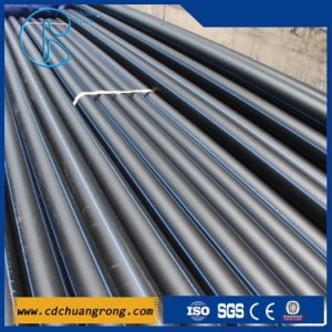 Plastic Flexible HDPE Roll Water Pipe pictures & photos