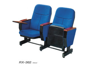 Removable Metal Leg Auditorium Chair (RX-362) pictures & photos