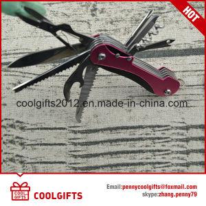 Custom Logo Hot Selling Multifunctional Knife Pocket Knife Folding Knife pictures & photos