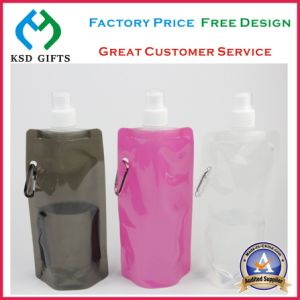 Foldable Bottle Collapsible Water Bottle pictures & photos