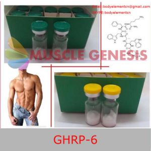 5mg Ghrp-2 Muscle Gain and Anti Aging Peptide Release Peptide-2 pictures & photos