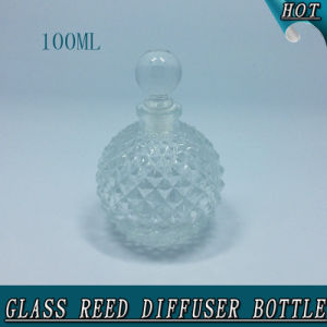 100ml Sphere Luxury Aroma Oil Reed Diffuser Glass Bottle pictures & photos