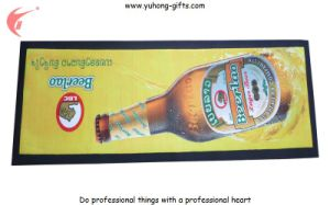 Brand Drink Non Woven Fabric Bar Mat for Promotion (YH-BM022) pictures & photos