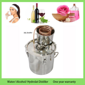 30L/8gal Home Distiller/Small Distillation Equipment/Alcohol Distillery Equipment pictures & photos