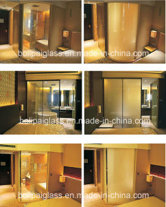 Pdlc Film Switchable Privacy Glass Panels pictures & photos