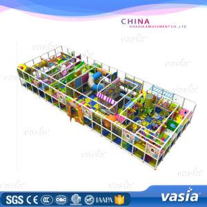 Children Trustworthy Indoor Soft Playground (VS1-2118A) pictures & photos