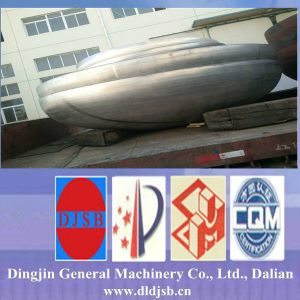 The Dish Head for Pipe Cap by Cold Forming pictures & photos