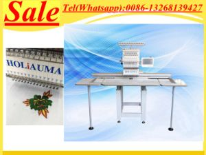 1501L China Prices One Head Computerized Embroidery Machine Large Working Area Flat/Cap/T-Shirt/Finished Garments pictures & photos