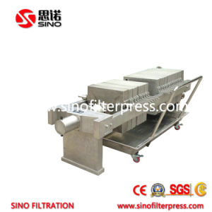 Customized S. S. 304 Stainless Steel Filter Press Plate pictures & photos