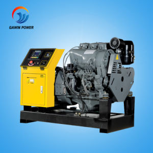 Deutz Engine Power Silent Diesel Generating Set for Industrial Use with Lower Price pictures & photos