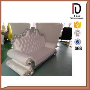 Popular Fabric King Silver Queen Chair (BR-LC) pictures & photos