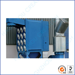 Cartridge Filter Dust Extractor for Industrial Air Cleaning (6000 m3/h) pictures & photos