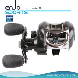 Right Handle Baitcasting Fishing Tackle Reel (SBC-PC210) pictures & photos