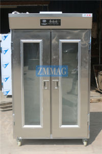 Single-Door 16 Pans Spray Bread Dough Proofer (ZMX-16P) pictures & photos