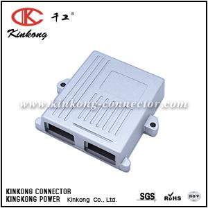 24 Pin Kinkong Automotive ECU PCB Aluminum Enclosure Box pictures & photos