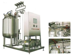 Auto Clean-in-Place System, CIP System pictures & photos
