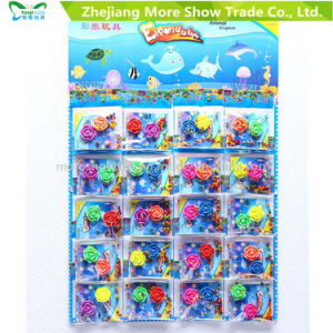 Colorful Crystal Soil with Small Growing Flower Water Growing Toys pictures & photos