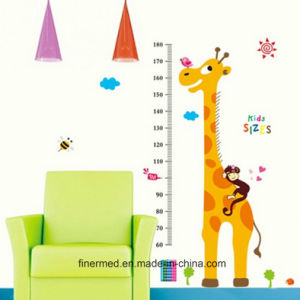 Kids Height Growth Chart Wall Sticker pictures & photos