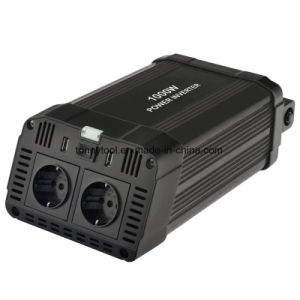 1000W Plastic Pure Sine Wave Power Inverter pictures & photos