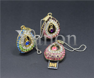 Necklace USB Flash Drive jewelry USB Stick pictures & photos
