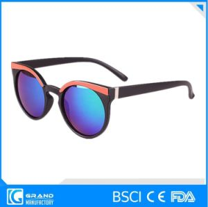 Wholesale Custom Made Own Logo Cat Eye Fashion Sunglasses pictures & photos