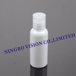 50ml Plastic Disc Cap Cosmetic Bottle pictures & photos