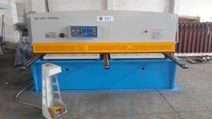 Hydraulic Swing Beam Shearing Machine, QC12y Hydraulic Shearing Machine, Plate Cutting and Shearing Machine (QC12Y-4X2500) pictures & photos