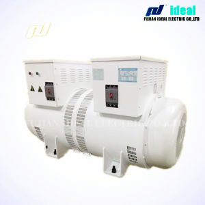 Rotary Frequency Converter (Inductive Motor Generator Set) with Integrated Mounting pictures & photos