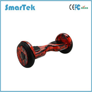 Smartek E-Scooter 10.5 Inch Hoverboard Electric Skateboard Gyroskutter for Wholesaler S-002-1 pictures & photos