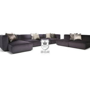 Luxury Modular Composition Sectional Sofa for Hotel Room pictures & photos