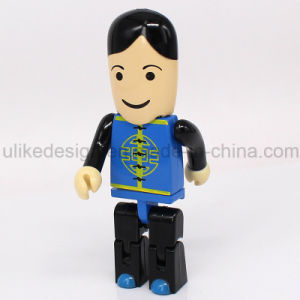 Hot Sale Plastic USB (UL-P020) pictures & photos