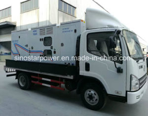 150kVA 400Hz Power Diesel Generator for Aircraft Electric System