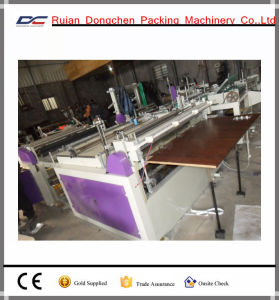 Price for Automatic Non Woven Fabric Roll to Sheets Cross Cutting Machine (DC-HQ) pictures & photos
