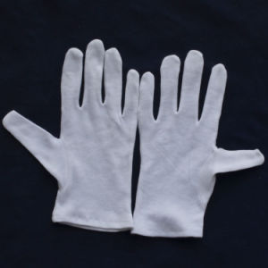 Anti-Static Striped Gloves Sided Clean Gloves Protective Gloves pictures & photos