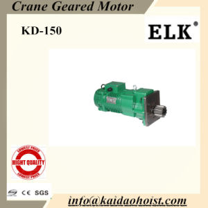 1.1kw Crane End Carriage Geared Motor pictures & photos