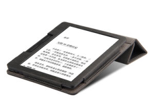 6′′ Auto Sleep Leather Case for Amazon Kindle Oasis pictures & photos
