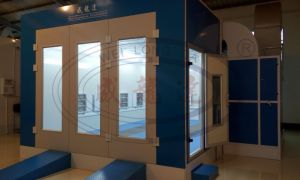 Wld6000 Infrared Spray Paint Booth with Ce pictures & photos