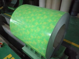 ASTM A653 Z150 PPGI Prepainted Color Coated Steel Coil Yehui Steel pictures & photos