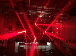 9X15W RGBW 4in1 LED Beam Wash Moving Head Light pictures & photos