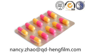 Medical Blister Packing PVC Rigid Film for Vacuum Thermoforming pictures & photos